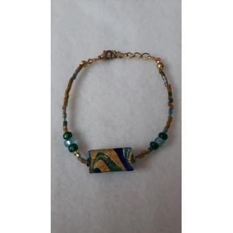 Armband BRE1 Murano glassierraad van Tommasi