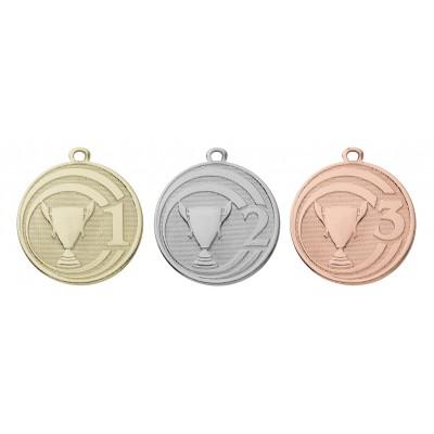 Medaille serie E3002 - E3015 14 sporten