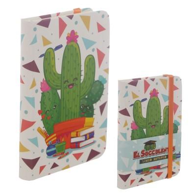 Notitieboekje model Cactus