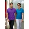 Polo shirt bedrukking voor de man en de vrouw